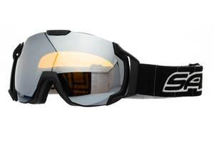 Маска гірськолижна Salice Black SKL35-221856