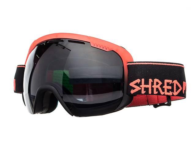 Маска Shred Smartefy Dark Fader Rust Black- объявление о продаже  в Львове