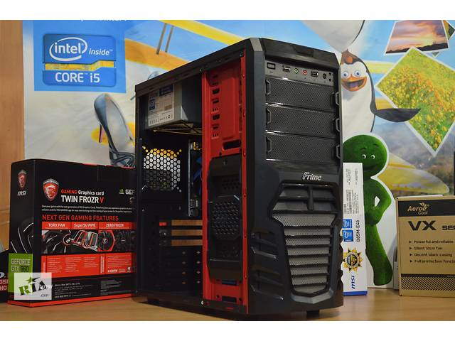 бу ИГРОВОЙ компьютер РЕГАРД 10-ЯДЕР!!! AMD A8-7650K+AMD R7 2GB+ОЗУ 8GB в Харькове