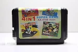 б/у Приставки Sega Mega Drive