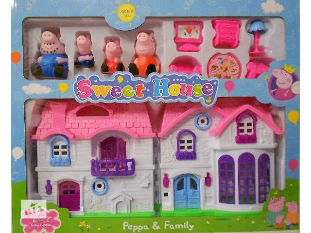 Игрушечный домик Свинки Пеппы- объявление о продаже  в Одессе