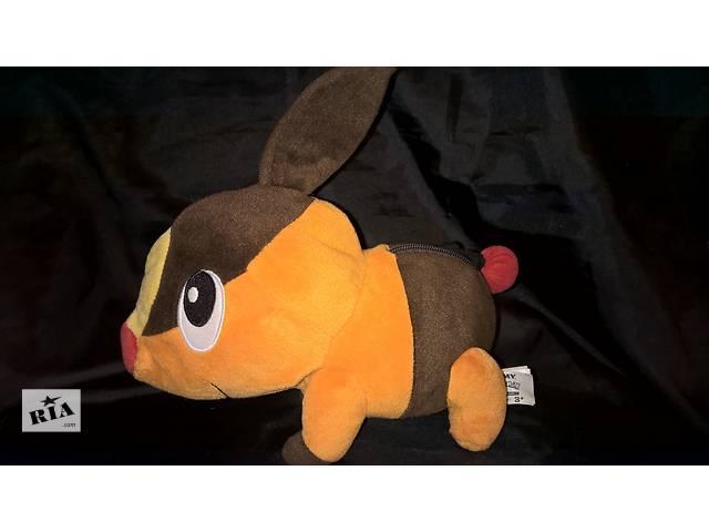 купить бу Игрушка Покемон Pokemon Tepig Pokabu Покабу Тепиг стает покеболом в Тернополе