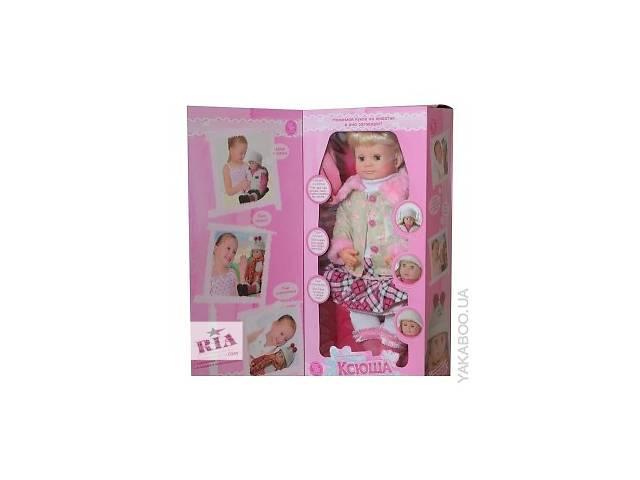 продам Кукла  Ксюша 60 см     Бренд: Joy Toy, Возраст ребенка: От 3 до 5 лет   Размер: 64 х 26 х 13 см, Уп бу в Харькове