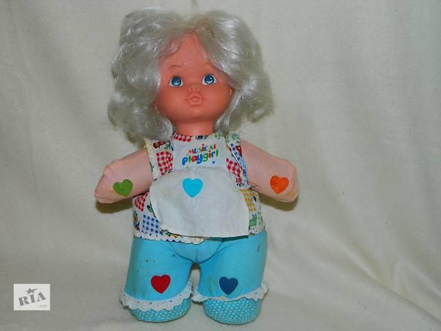 бу Винтажная Кукла Musical Playgirl Hong Kong 80х в Тернополе