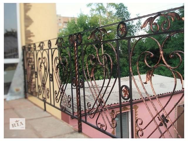 продам Балконные  ограждения  перила! бу  в Украине