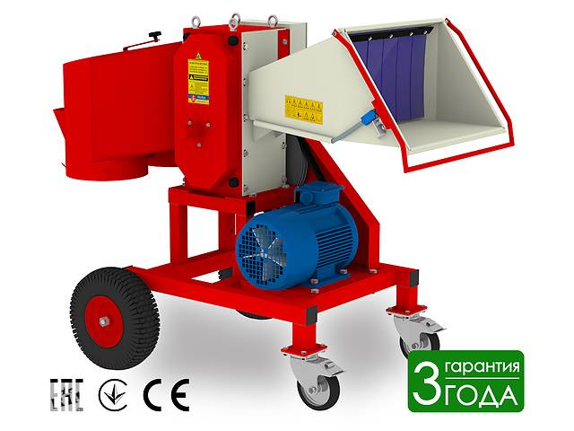 Измельчитель веток, дробилка веток, подрібнювач гілок АРПАЛ/ARPAL АМ-120Е- объявление о продаже  в Вінниці
