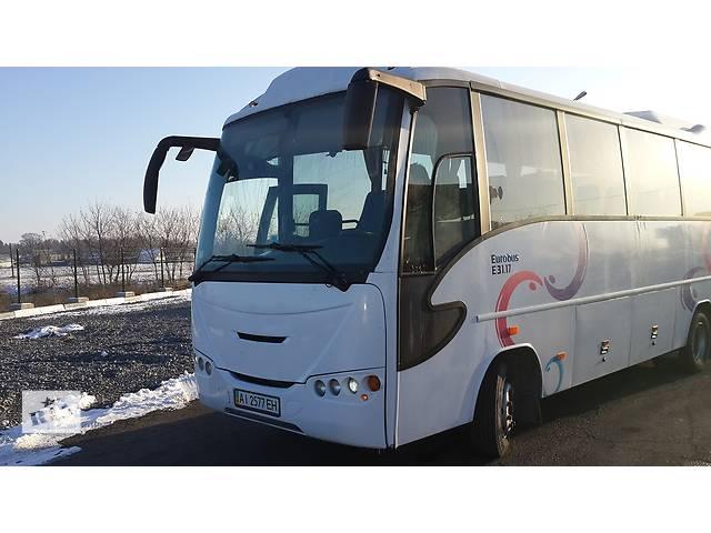 бу Заказ автобусов любой вместимости в Киеве
