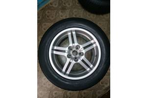 4шт. Комплект диски с шинами Nissan Pathfinder R18 Зима