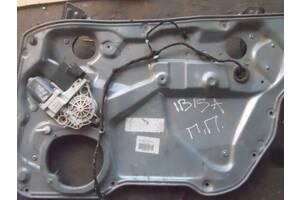 6Q1959801A Стеклоподъемник Seat Ibiza передний левый