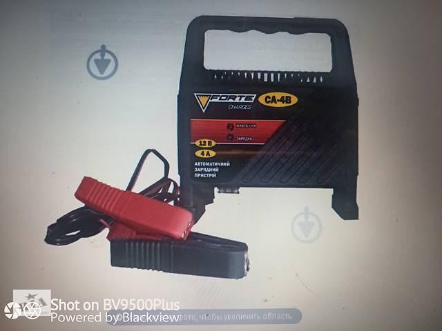 продам Автомобильное зарядное устройство Forte CA-4B бу в Киеве