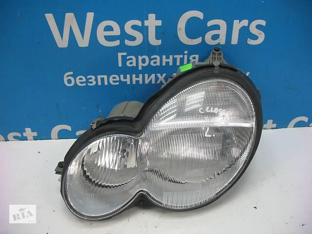 купить бу Б/У Фара передняя левая оригинал C-Class 2000 - 2004 . Вперед за покупками! в Луцьку