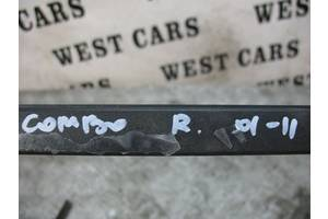 б/у Накладки стойки лобового стекла Opel Combo груз.