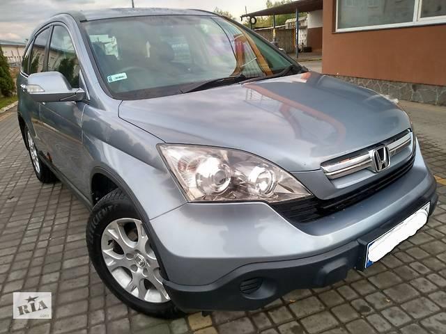 продам Б/у бампер передний для Honda CR-V 2007-2011 бу в Черкассах