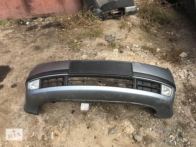 бу Б/у бампер передний для Skoda Fabia в Виннице
