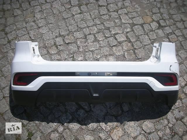 продам Б/у бампер задний для Mitsubishi ASX бу в Киеве