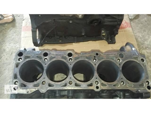 бу Б/у Блок двигателя двигуна Volkswagen Crafter Фольксваген Крафтер 2.5 TDI BJK/BJL/BJM (80кВт, 100кВт, 120кВт) в Рожище