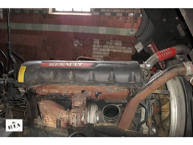 Б/у Блок двигателя Renault Premium Премиум Euro 3 DXI-11: б/у Детали