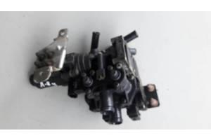 Б/у блок клапанов отопителя для Audi A8 4.2 tdi 2002-2009  4E0959617C