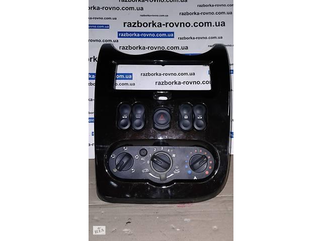 продам Б/у блок кнопок в торпеду для Dacia Duster 2010-2017г бу в Ровно