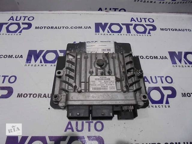 Б/у блок управления двигателем для Citroen Berlingo- объявление о продаже  в Ковеле