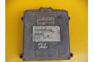 Б/у блок управления двигателем для Iveco Daily (2,3-2,8 D)(1999-2006)