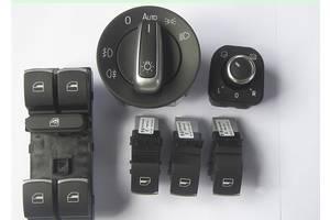 б/у Блоки управления освещением Volkswagen Passat B6