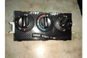 б/у Блоки управления печкой/климатконтролем Mercedes A 170