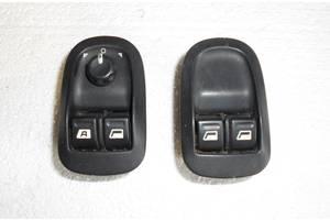 б/в Блоки управління дзеркалами Peugeot 206