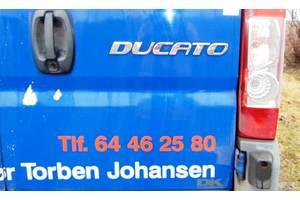 б/у Эмблемы Fiat Ducato