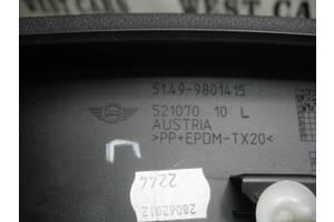 Б/У Обшивка крышки багажника левая Countryman 2010 - 2016 51499801415. Вперед за покупками!