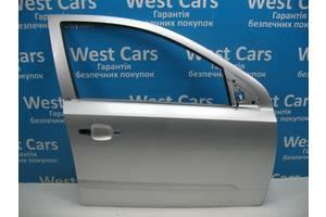 Б/У Дверь передняя правая серая на седан Astra H 2004 - 2014 . Вперед за покупками!