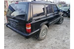 б/в двері задні Jeep Cherokee
