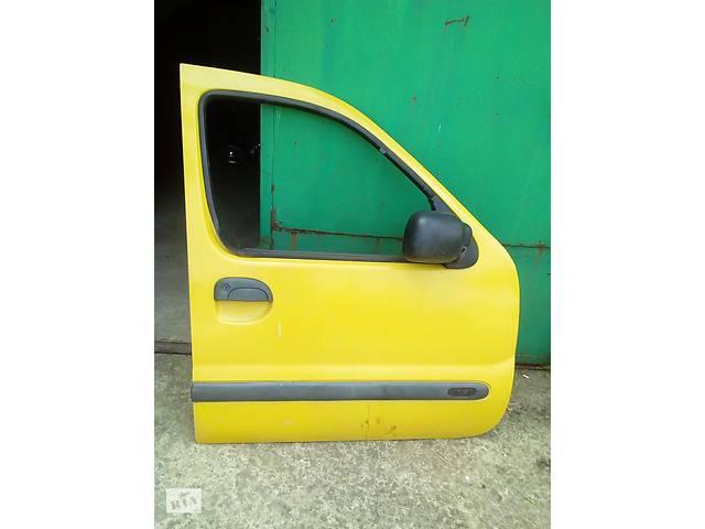продам Б/у двері передні для легкового авто Renault бу в Івано-Франківську