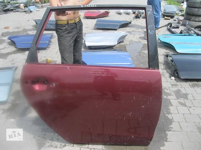 бу Б/у двери задние для Mitsubishi Grandis в Львове