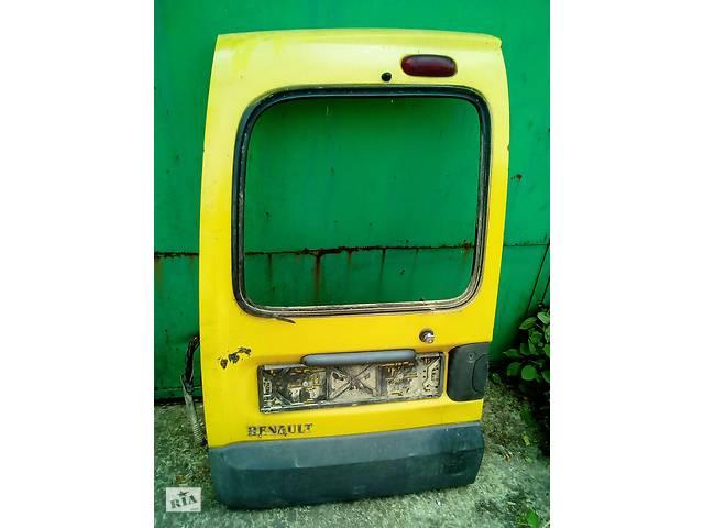 бу Б/у двері задні для Renault Kangoo в Івано-Франківську