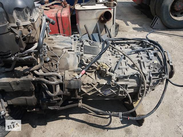 продам Б/у двигатель для Daf XF 105 бу в Львове