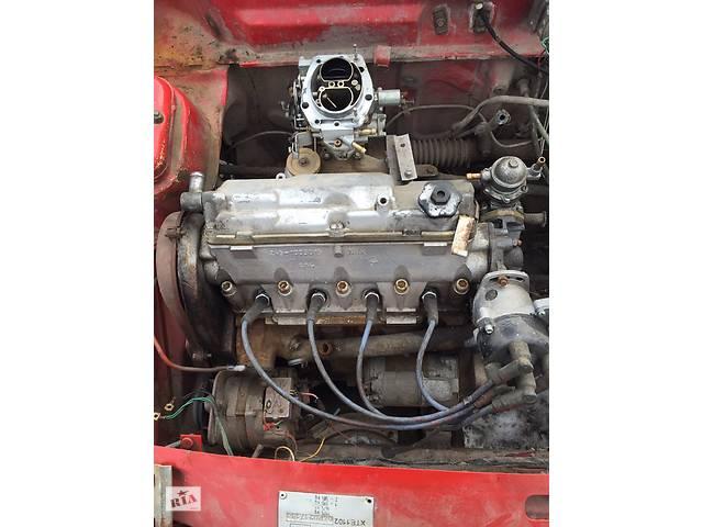 купить бу Б/у двигатель для ЗАЗ 1102 1.1куб в Виннице