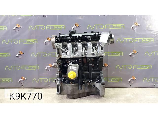 купить бу Б/у двигатель K9K770, 1.5 dCi, Euro 5 для Renault Fluence в Ковеле