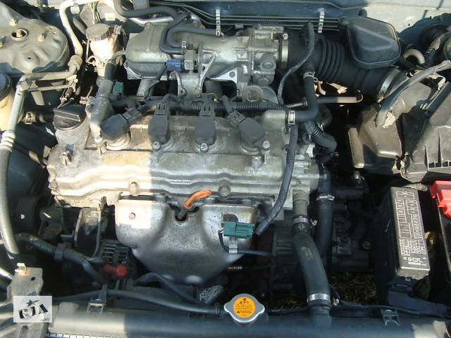 продам Б/у Двигатель в сборе Nissan Almera бу в Киеве