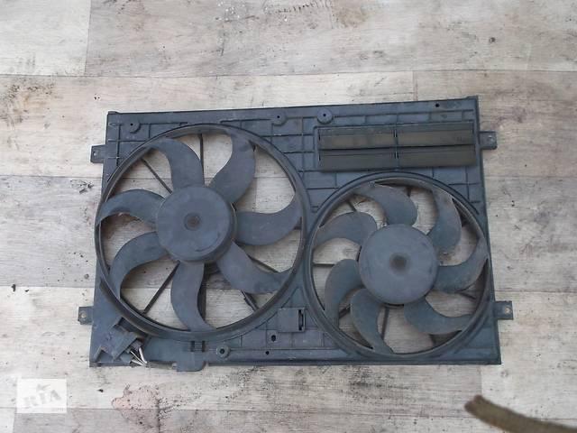 купить бу Б/у диффузор для Volkswagen Passat B6 2.0 tdi 2005-2009 в Луцьку