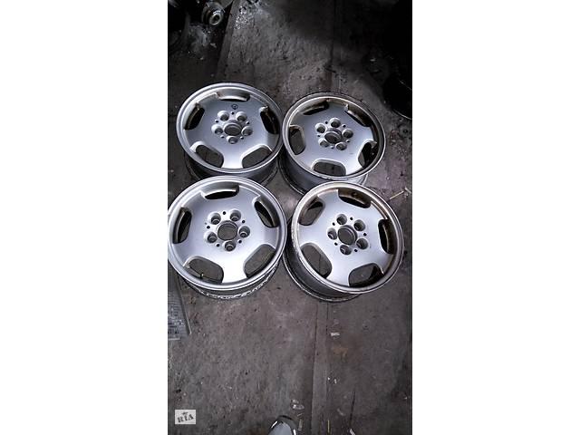 купить бу Б/у диск для легкового авто Mersedes R15 в Бучачі