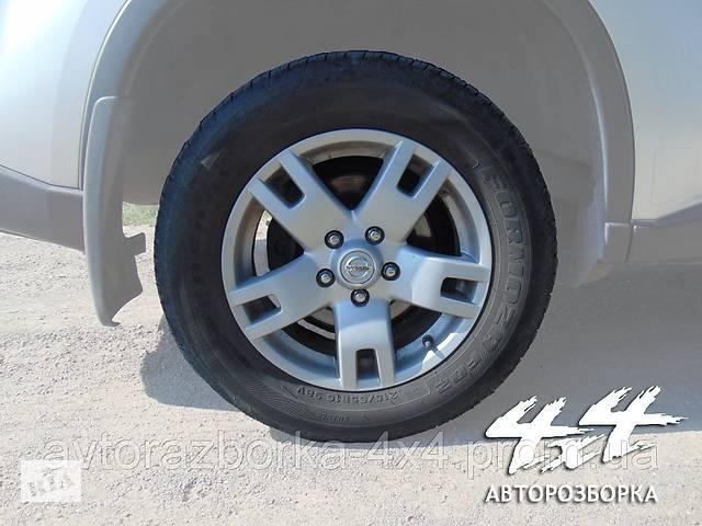 Б/у диск R16 Ниссан Х-Трейл  Nissan X-Trail T-31 Нісан Х-Трейл Нисан Х-Трайл с 2007 г. в.- объявление о продаже  в Ровно