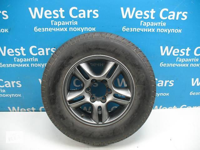 бу Б/У 1998 - 2007 LX Диск R17 с шиной 265/65 Michelin. Вперед за покупками! в Луцке