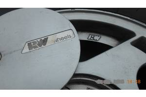 б/у диски с шинами Audi 80