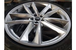б/у диски с шинами Audi S8