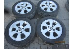 б/у диски с шинами Mitsubishi Pajero Sport
