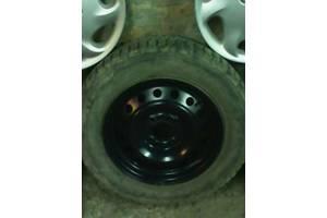 б/у диски с шинами Nissan Primera