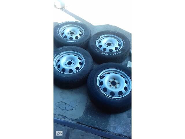 купить бу Б/у диск с шиной для Renault Duster в Херсоне
