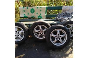 б/у диски с шинами Volkswagen Passat B5