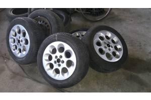 б/у диски с шинами Fiat Scudo